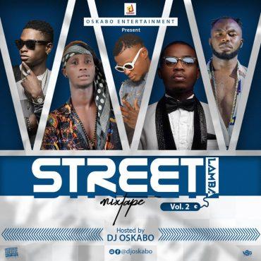 DJ Oskabo – Street Lamba Mix Vol. 2