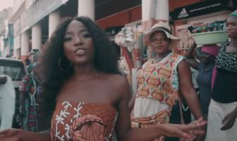 Efya – Whoman Woman Video