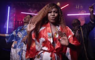 Heavy-K ft. Ntombi & Niniola – Let Them Talk Video