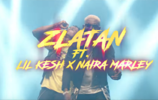 "Zlatan – ""Jogor"" ft. Lil Kesh & Naira Marley Video"