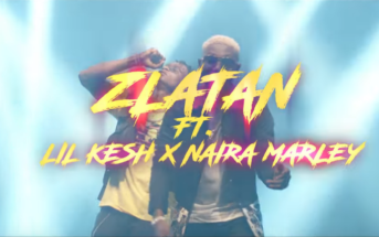 "Zlatan – ""Jogor"" ft. Lil Kesh & Naira Marley Video"
