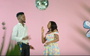 "Johnny Drille – ""Halleluya"" ft. Simi Video"