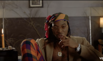 Solidstar – Shawarma Video