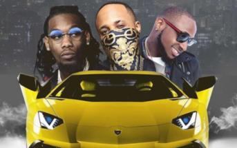 """Sina Rambo – """"Lamborghini"""" ft. Offset & Davido Mp3"""