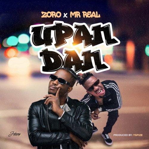 """Zoro – """"Upandan"""" ft. Mr. Real Mp3"""