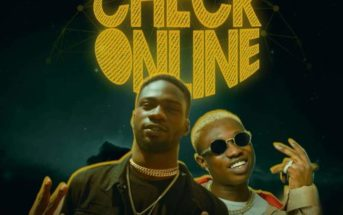 "Ajanaku – ""Check Online"" ft. Zlatan Ibile Mp3"