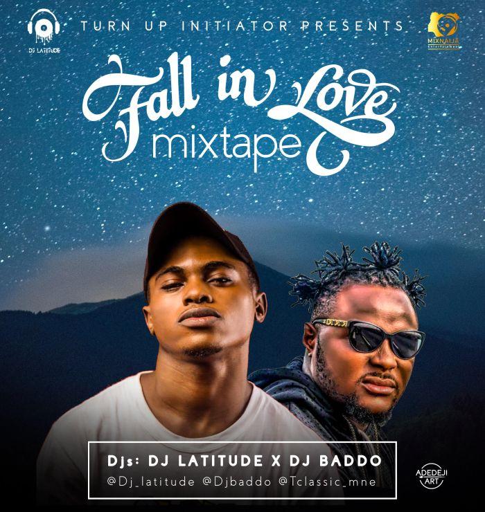 DJ Latitude x Dj Baddo – Fall In Love Mix