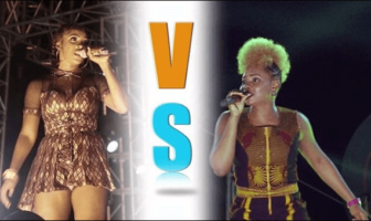 Tiwa Savage and Yemi Alade beef
