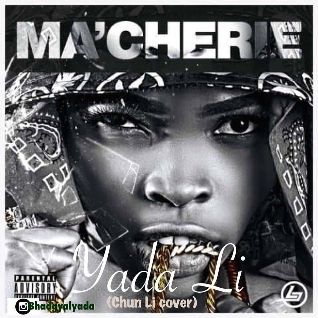 "Ma'cherie - ""Yada Life (Chun Li Cover)"