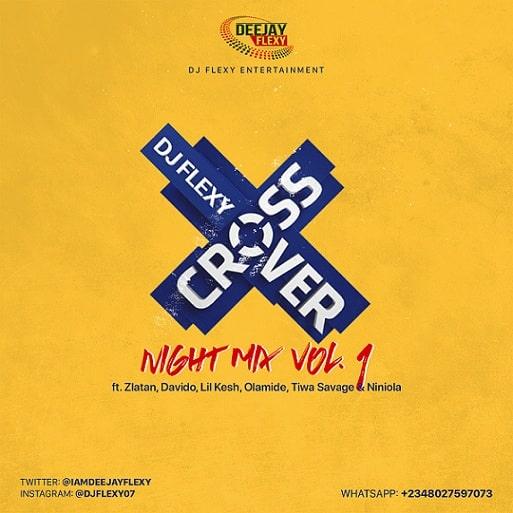 DJ Flexy - Pass Over Night Mix Vol.1