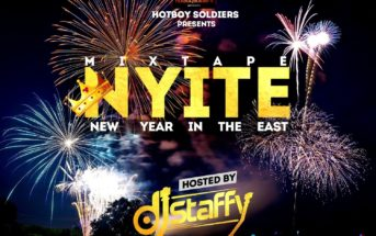 DJ Staffy - New Year In The East (NYITE)