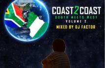 DJ Factor - Coast 2 Coast Mix (Vol. 2)