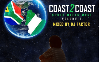 DJ Factor - Coast 2 Coast Mix (Vol. 2)