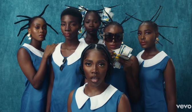 Tiwa Savage - 49-99 Video