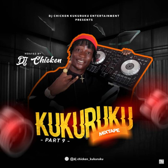 DJ Chicken – Kukuruku (Part 9 Mix)