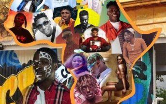 Dejay Yella – Naija x Ghana Top And Hot Artist Mix