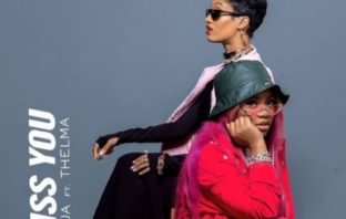 "Di'Ja – ""Miss You"" ft. Thelma"