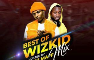 DJ Maff – Best of Wizkid Mix