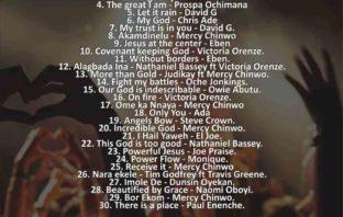 DJ Mektrix – Naija Non Stop Gospel Worship Mix