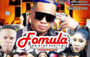 DJ Bollombolo – Formula Non-Stop Party Mix