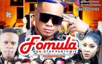 DJ Bollombolo – Formula Non-Stop Party Mix