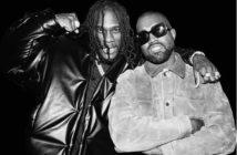 Burna Boy Link Up With Kanye West