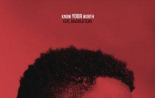 "Khalid & Disclosure – ""Know Your Worth (Remix)"" ft. Davido & Tems"