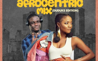 DJ Shegzy - Afrocentric Mix (Duduke Edition)
