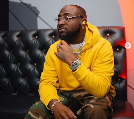Davido Recounts How He Once Gave His CD To Cecil Hammond In 2011 Hoping To Get Signed