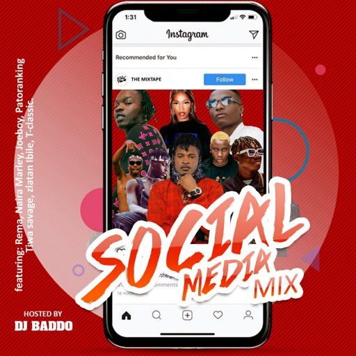 DJ Baddo - Social Media Mix