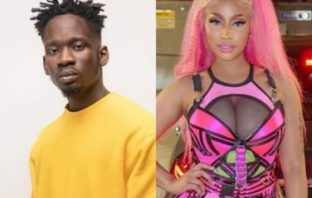 Mr Eazi Shares Snippet Of Forthcoming Track With Nicki Minaj