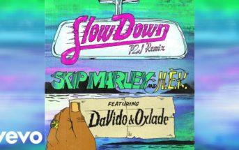 Skip Marley - Slow Down (Remix) ft. Davido, Oxlade & H.E.R