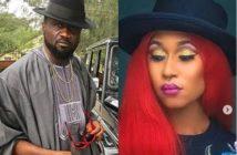 Cynthia Morgan Apologizes To Jude Okoye And Joy Tongo