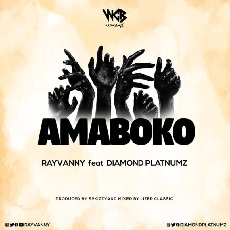 "Rayvanny – ""Amaboko"" ft. Diamond Platnumz"