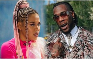 Burna Boy Reacts As South African Singer, Sho Madjozi Calls Him Out For Bullying Her