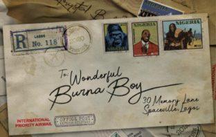 """Burna Boy – """"Wonderful"""""""