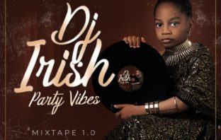 DJ Irish – Party Vibes Mixtape (Vol.1)