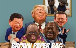 Sarkodie ft. M.anifest - Brown Paper Bag