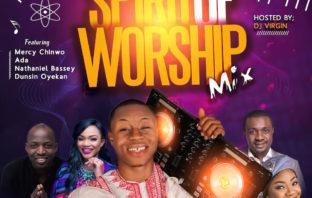 DJ Virgin - Spirit of Worship Mix