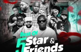 DJ Gambit - Best Of 5 Star & Friends Mixtape