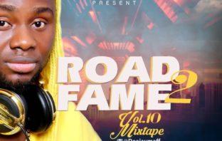 """DJ Maff – """"Road2Fame Mixtape"""" Vol. 10"""