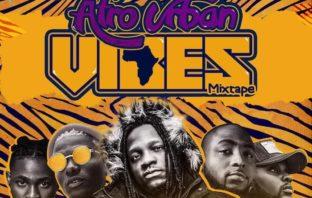 DJ Mellowshe – Afro Urban Vibes Mixtape