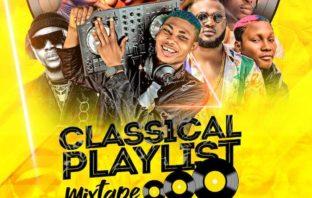 DJ OP Dot – Classical Playlist Mixtape
