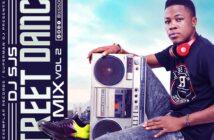 DJ SJS - Street Dance Mix VOL 2