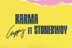 Cuppy – Karma ft. Stonebwoy