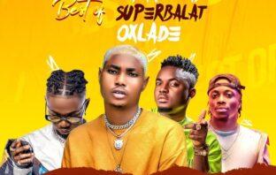 DJ OP Dot – Best Of Omah Lay, Superbalat & Oxlade Mix