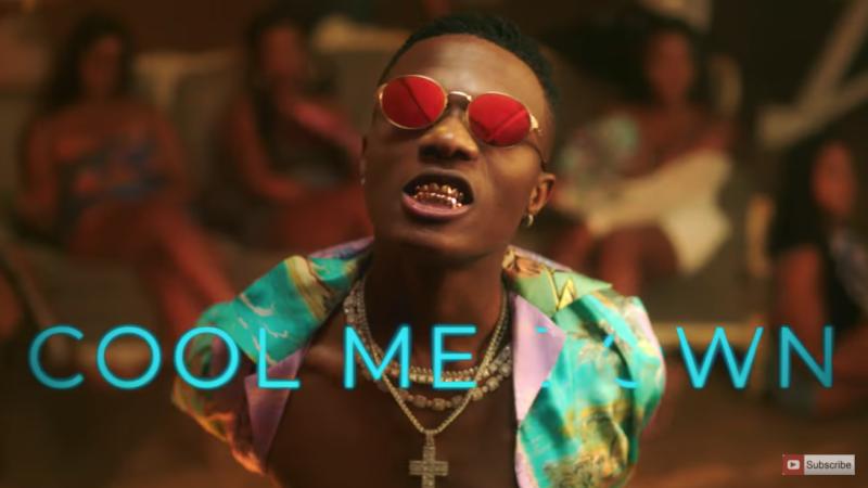 DJ Tunez x Wizkid – Cool Me Down Video