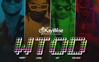 "DJ Kaywise Ft. Mayorkun x Naira Marley x Zlatan – ""What Type Of Dance"""