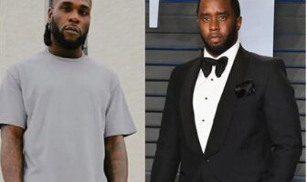 Diddy to Executive Produce Burna Boy's Twice As Tall Album