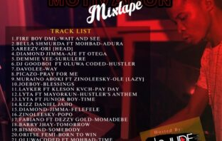 Dj S-Jude – Motivation Mixtape